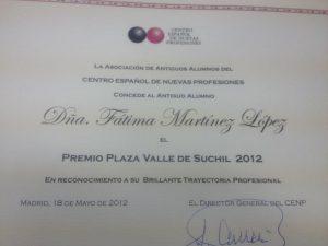 Premio Valle de Suchil CENP