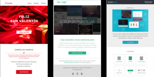 Herramienta Email Marketing español