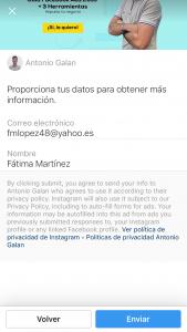 Como hacer publicidad Instagram Stories