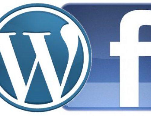 Facebook impide compartir automáticamente tuits y post de WordPress en los perfiles