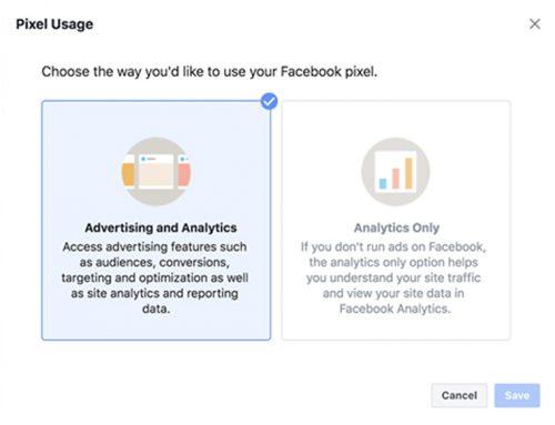 Importantes novedades del Pixel de Facebook que comienzan mañana
