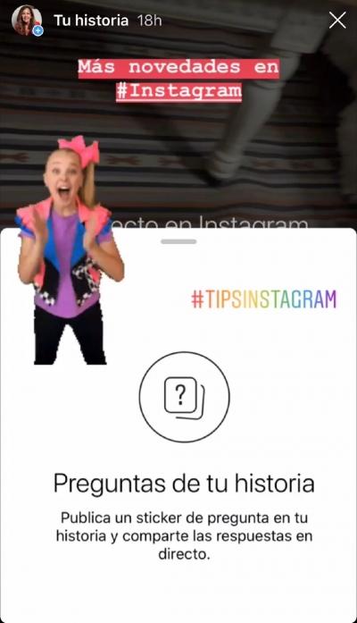 Respuestas en tiempo real Instagram