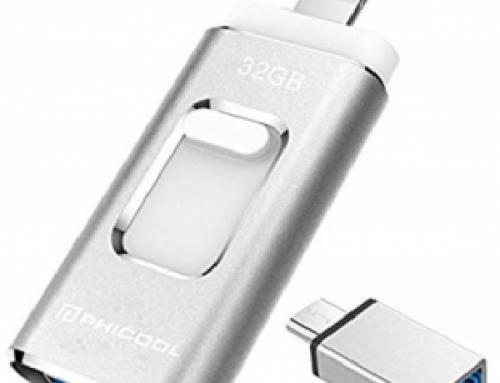 El invento del siglo, USB para descargar y guardar automáticamente en segundos todo el contenido de tu móvil
