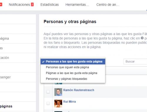 ¿Conoces la diferencia entre fans y seguidores de tu página de Facebook?