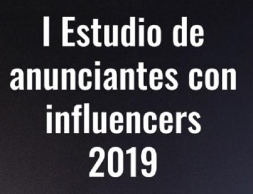I Estudio Anunciantes e Influencers 2019 Socialpubli