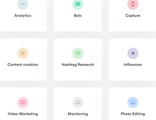 Smmartbox de Iconosquare, un directorio gratuito con más de 300 herramientas de Social Media