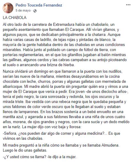 Libro Pedro Touceda