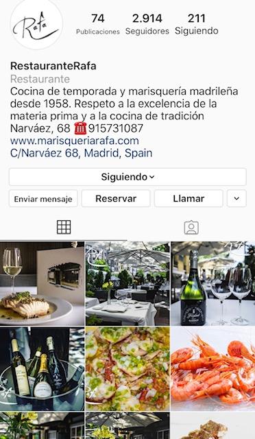 Nuevo Diseño Instagram