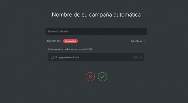 Tutorial Mailify