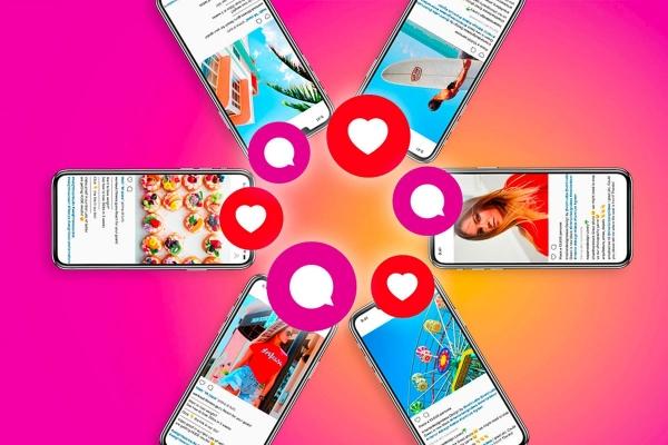Instagram pods