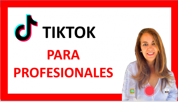 Curso Online TikTok profesional Fátima Martínez