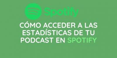 Estadísticas Spotify