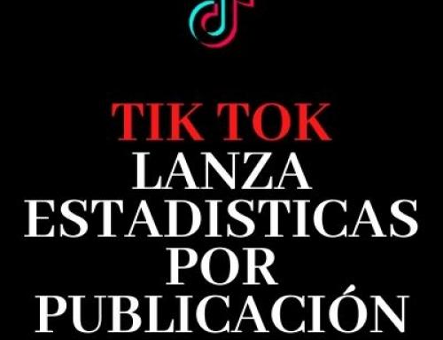 TikTok lanza estadísticas por publicación para todas las cuentas públicas