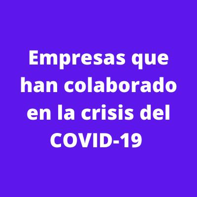 RSC crisis covid-19