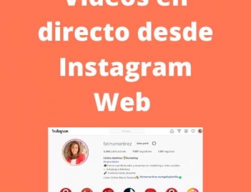 Ya puedes enviar mensajes directos y ver Instagram Live desde Instagram Web