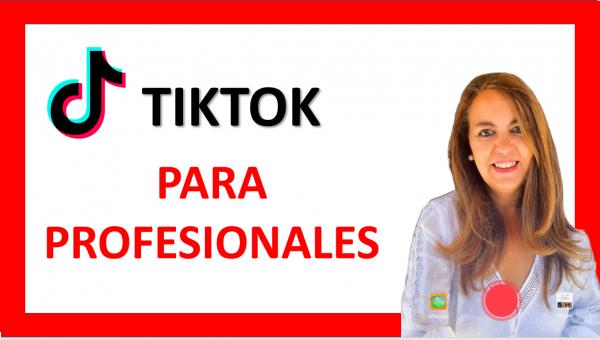 Curso Online TikTok profesional