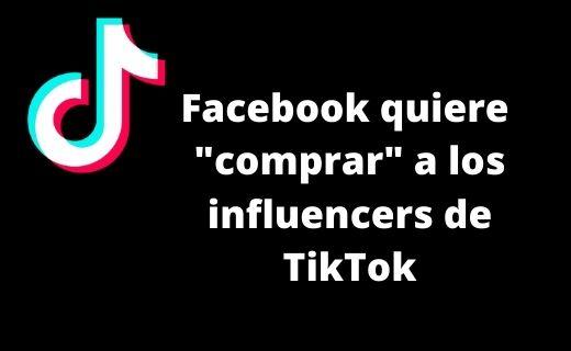 Instagram paga a los influencers de TikTok