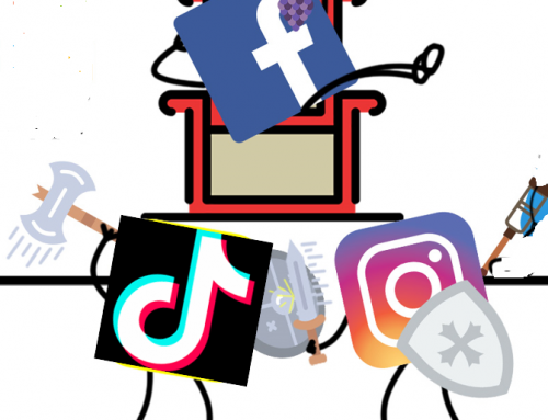 Batalla entre Facebook y TikTok ¿se esconde detrás una jugada política?