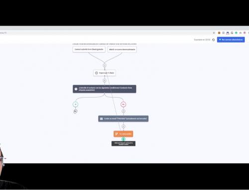 Curso Práctico Online de Active Campaign: Aprende a Automatizar tus Acciones de Marketing