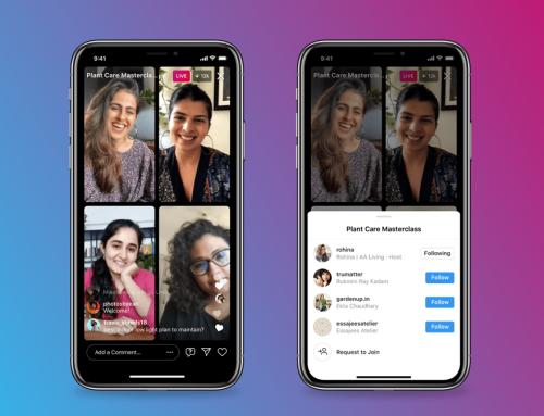 Instagram también se apunta a los LIVE ROOMS, Funciones de Audio y Monetizar