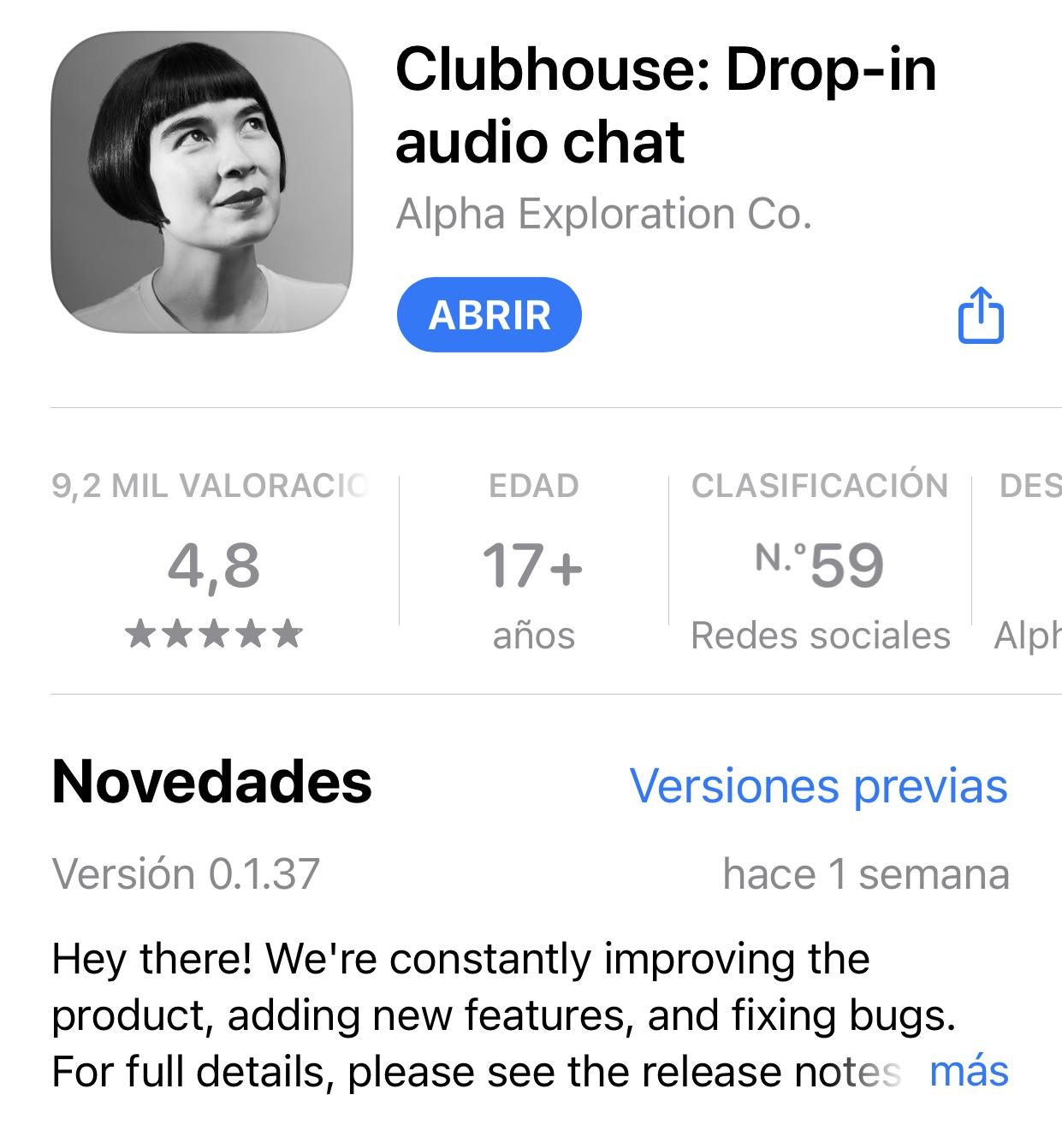 Clubhouse cómo funciona