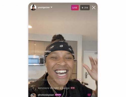 Instagram empieza a activar cuentas para monetizar de los Live